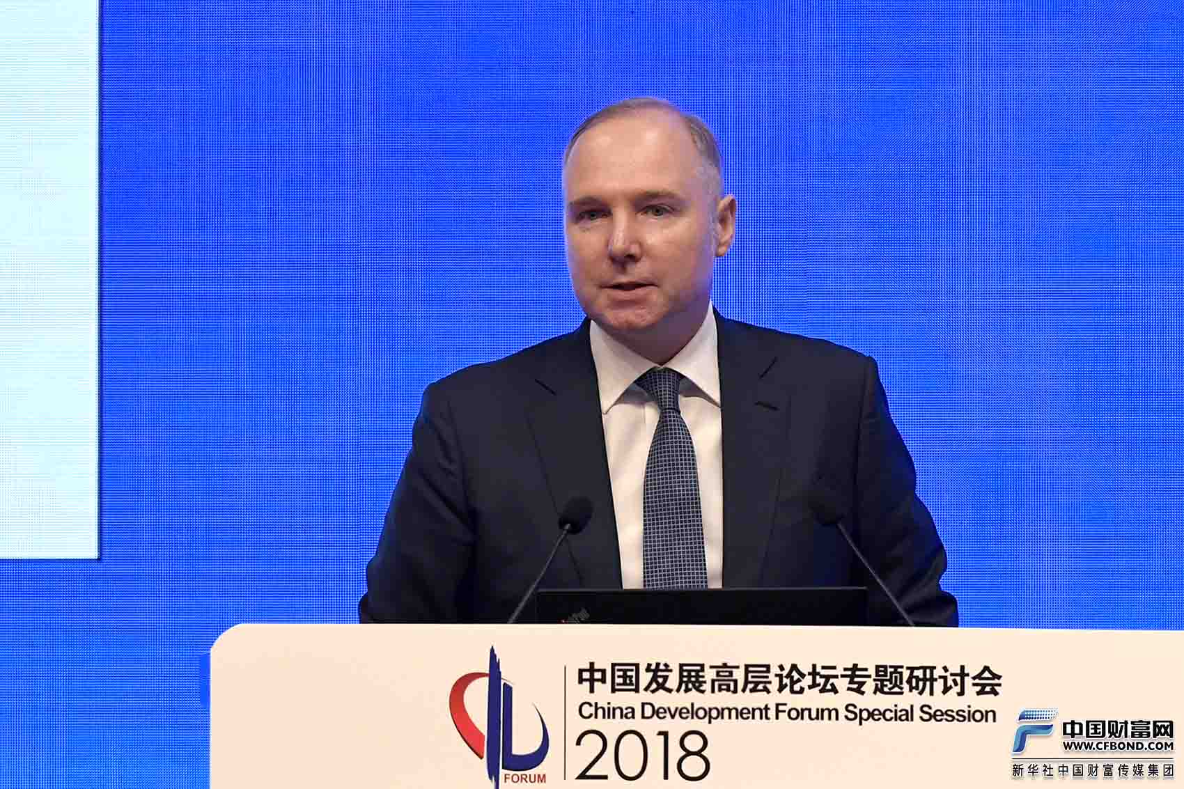 宝马大中华区总裁高乐:未来将继续在中国进行系统性扩张