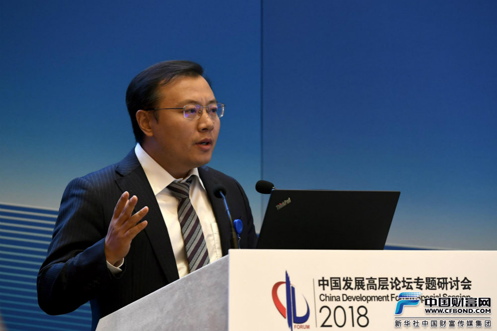 恒大集团首席经济学家兼恒大经济研究院院长任泽平发言