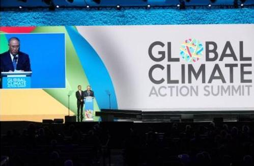 旧金山气候峰会:全新气候行动承诺将带来26万亿美元收益
