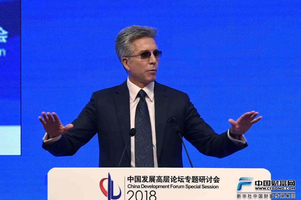 孟鼎铭:中国有机会引领第四次工业革命