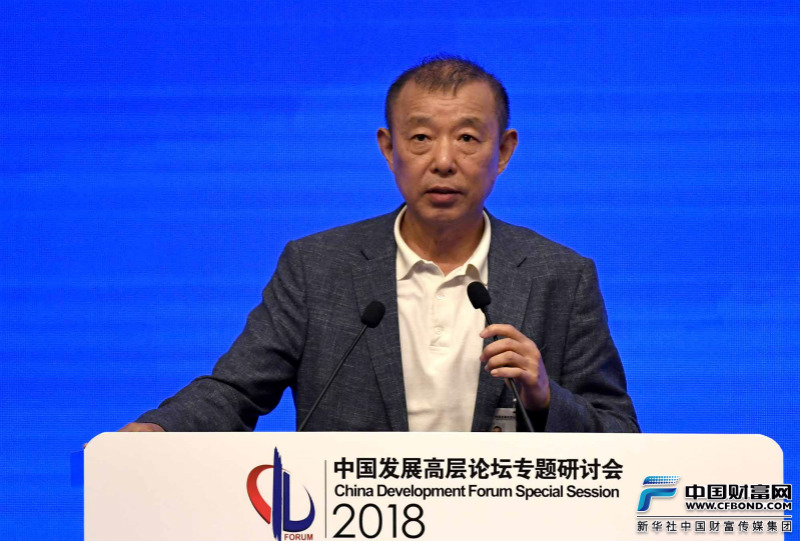 亚商集团创始人、董事长  亚商资本创始合伙人陈琦伟发言