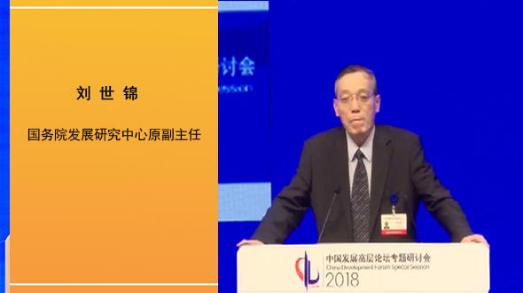刘世锦:中国应用性商业模式创新领先世界