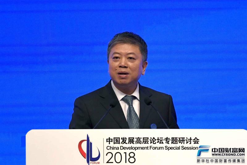 北京市政府副秘书长、政府研究室主任林向阳发言