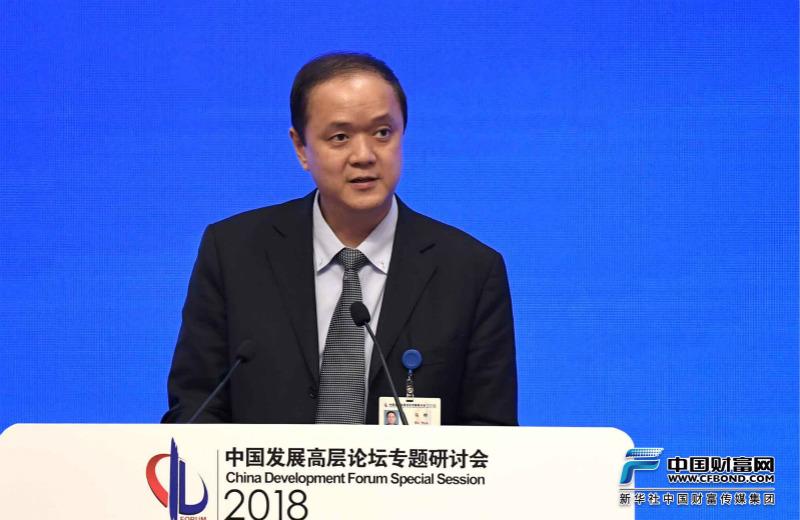 广东省商务厅副厅长马桦发言