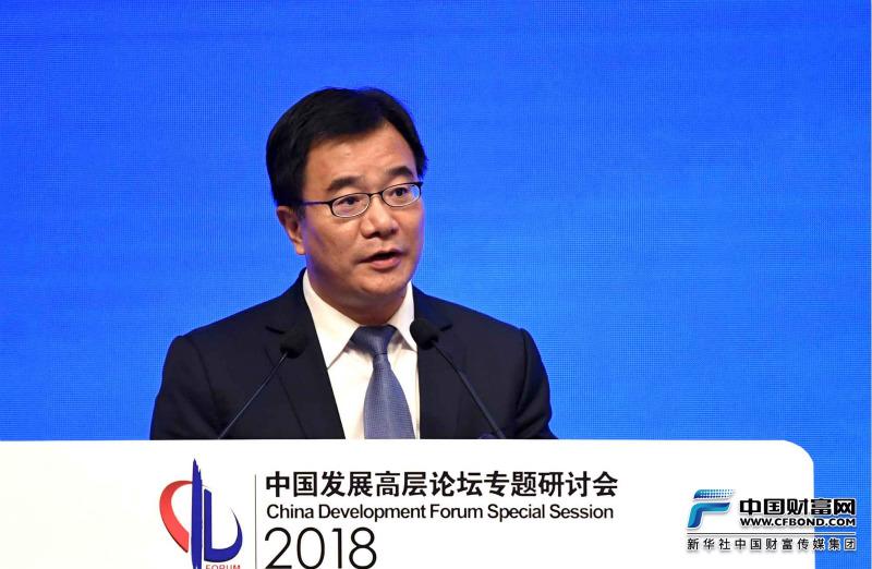海南省外事侨务办公室主任王胜发言