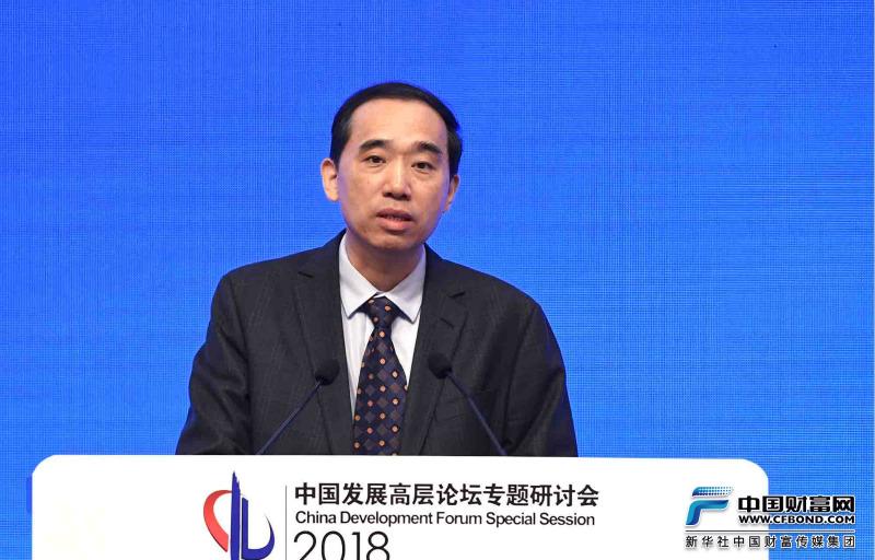 福建省政府发展研究中心主任李强发言