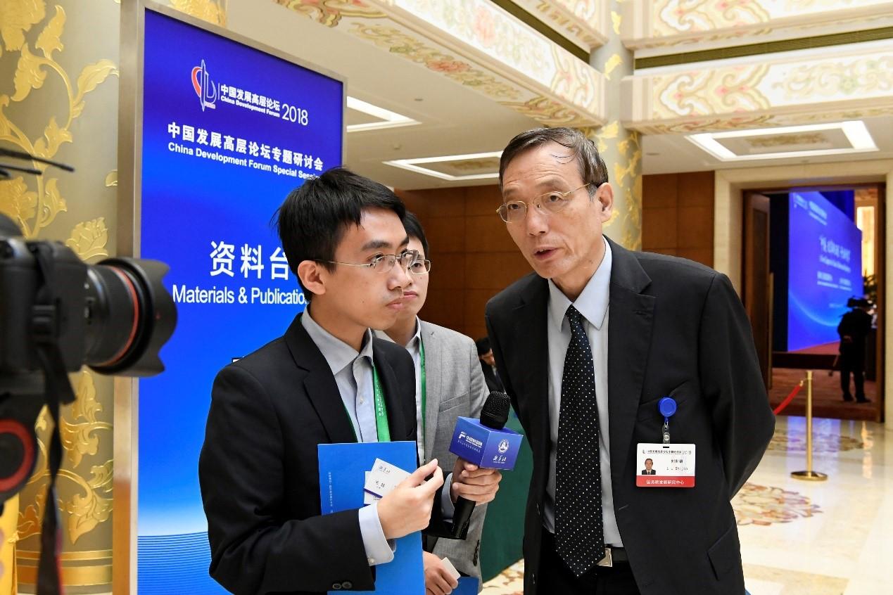 刘世锦:房地产对资金吸引力过大 不利于经济发展