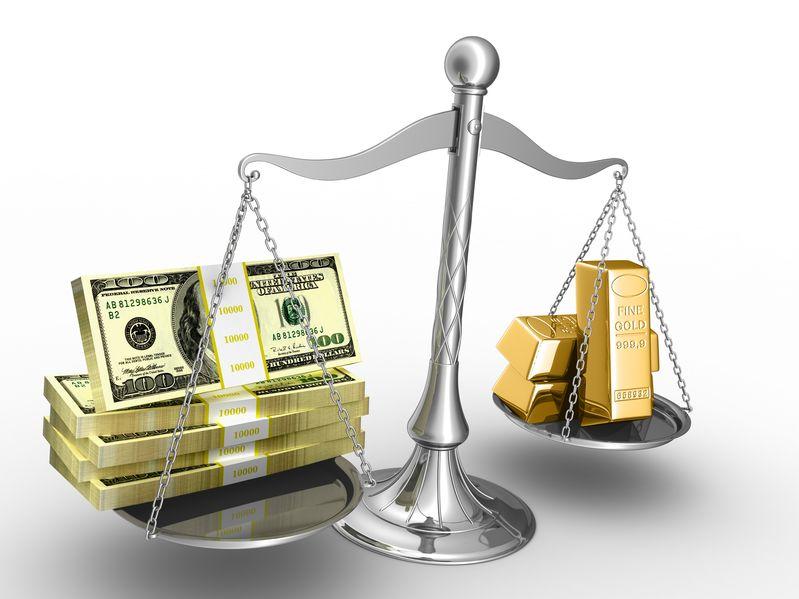 纽约商品交易所黄金期货市场12月黄金期价17日上涨