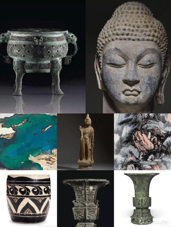 2018年度纽约亚洲艺术周焦点拍品集锦