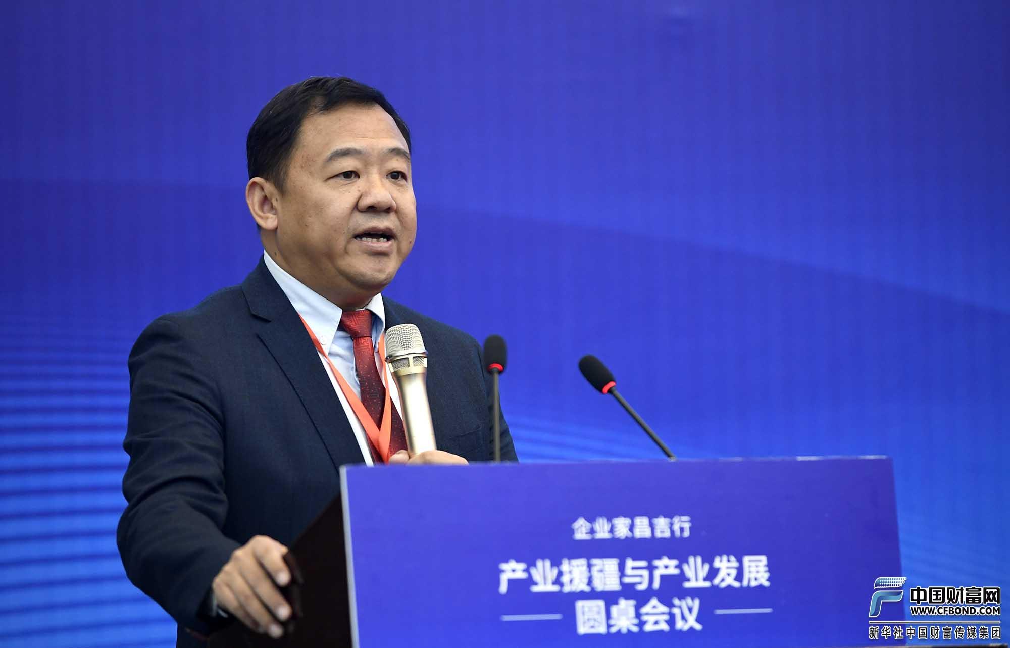 厦门市美亚柏科信息股份有限公司董事长滕达演讲