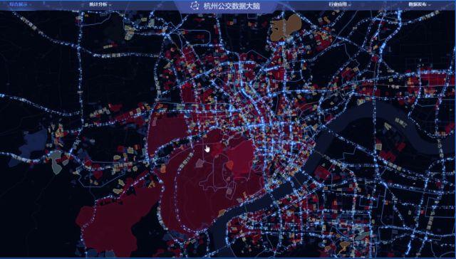 杭州公交大脑引关注:竟让公交跑得比地铁快