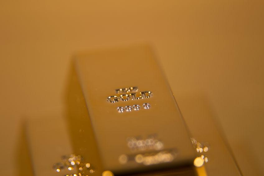 纽约商品交易所黄金期货市场12月黄金期价19日上涨