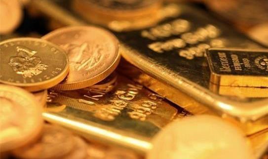 纽约金价19日上涨 涨幅为0.45%