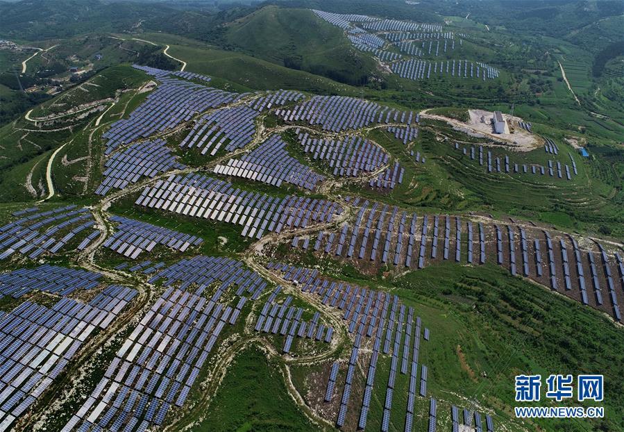 (经济)(2)冀北光伏发电统调装机容量占比超16%