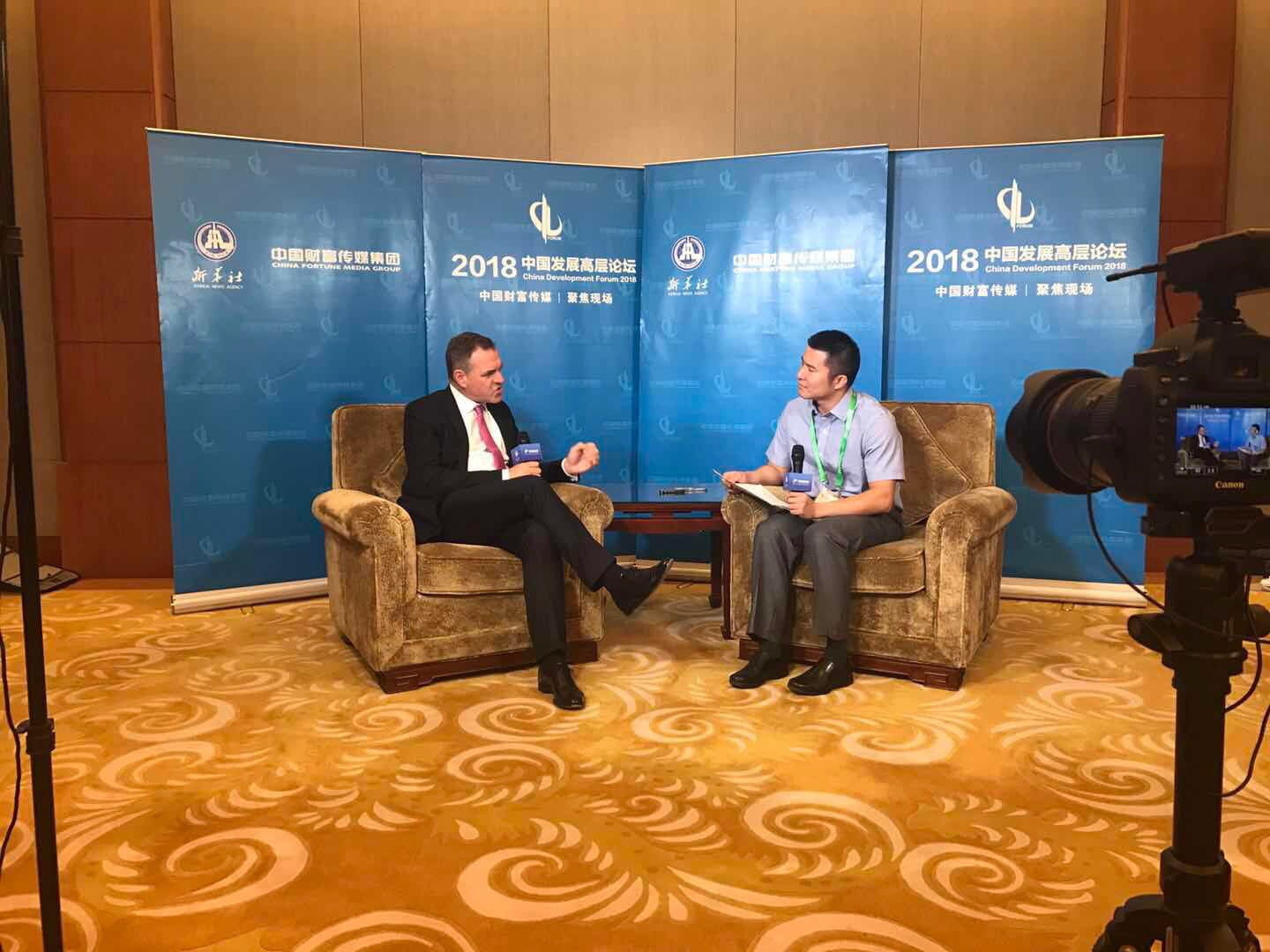 Interview: China's financial opening-up strategy proves wise, says U.S. scholar