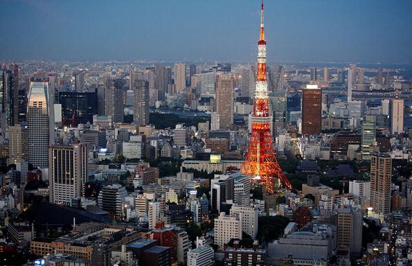 日本核心消费价格指数连续20个月上升