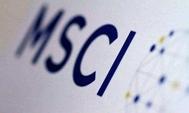 MSCI建议将A股纳入因子由5%上调至20%