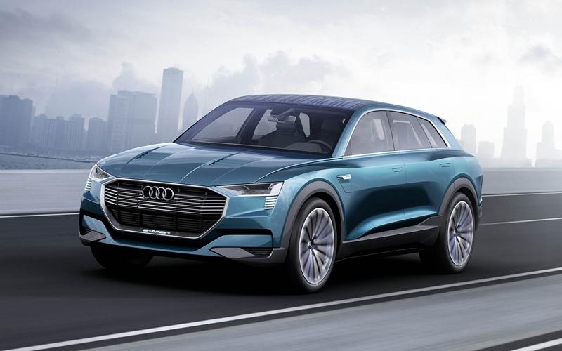 奥迪发布2025发展战略 未来4年投放7款SUV