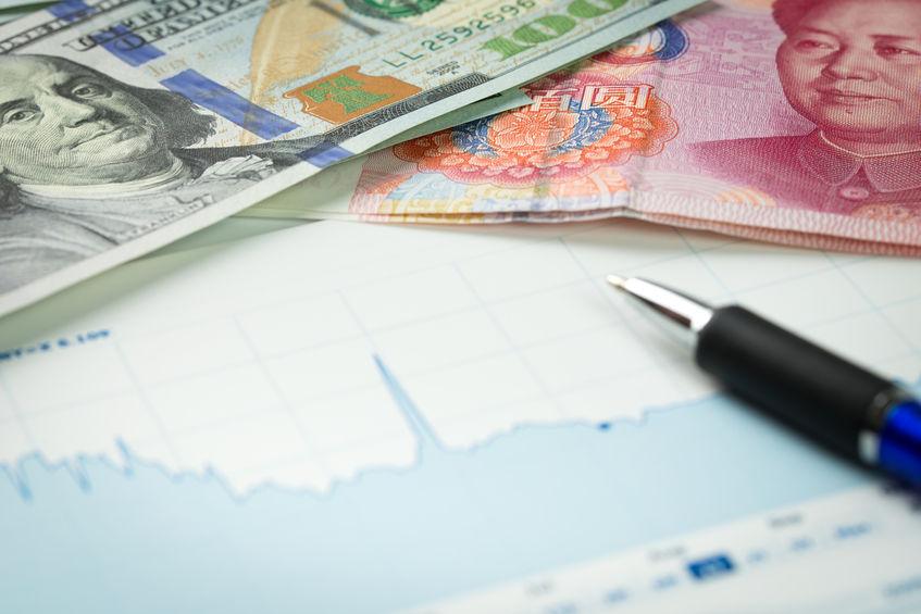 IMF数据显示人民币在全球外汇储备占比上升