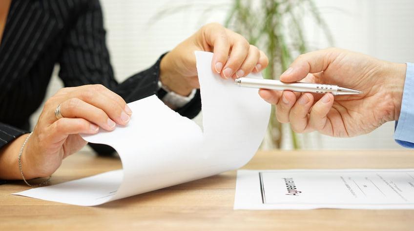 中弘股份已与加多宝签署终止合作协议