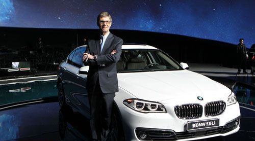 BMW extends contract term, increases investment in China's JV