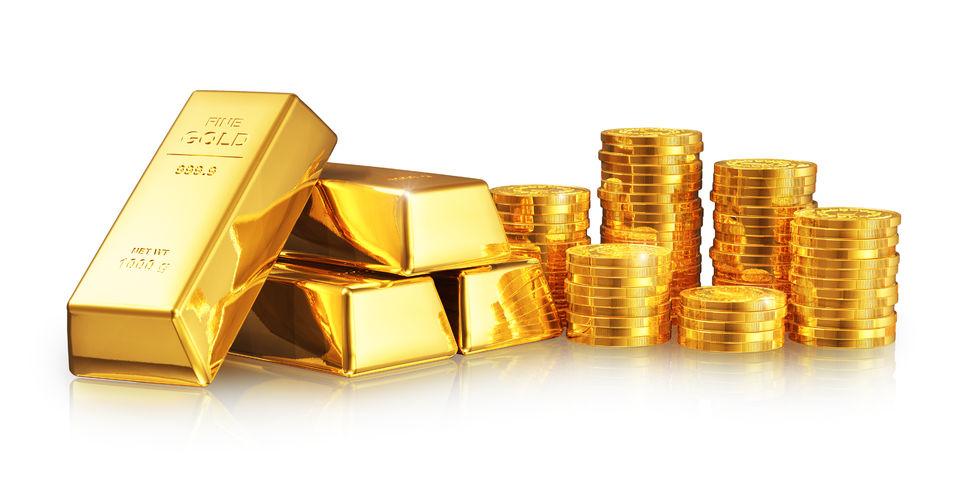COMEX黄金期货大涨 机构看多金价和黄金股