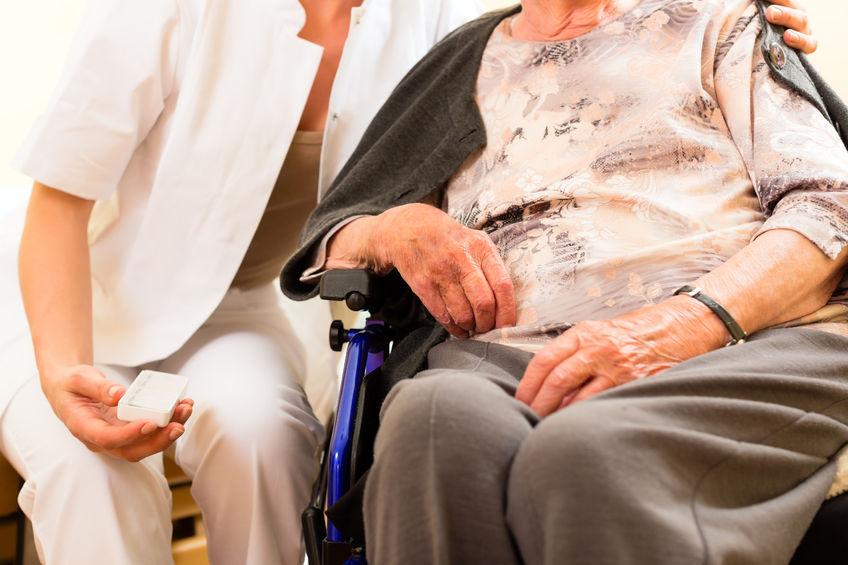"""国外养老新趋势:""""在家养老""""或""""如同在家养老"""""""