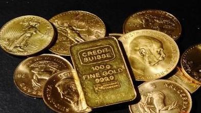 纽约商品交易所黄金期货市场交投最活跃的12月黄金期价16日比前一交易日微涨0.7美元