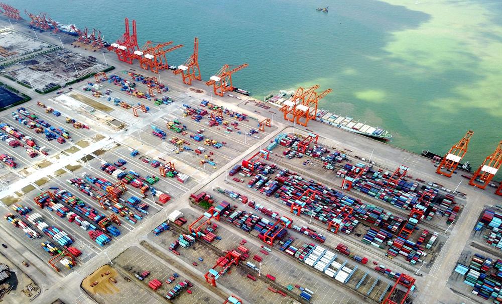 日本9月出口近两年来首次减少