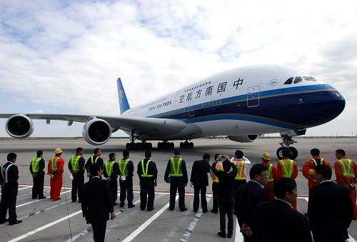China Southern Airlines launches direct flight from Shenyang to LA