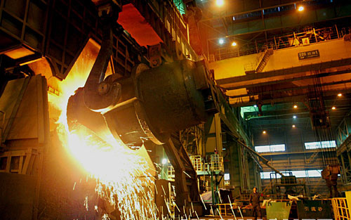 Steel industry fortunes revive as product prices gain traction