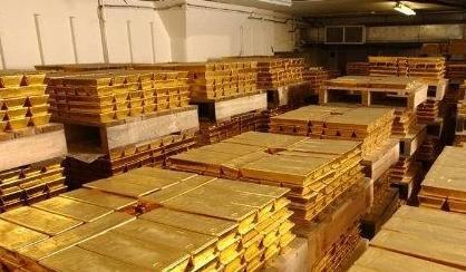 紐約商品交易所黃金期貨市場12月黃金期價18日上漲