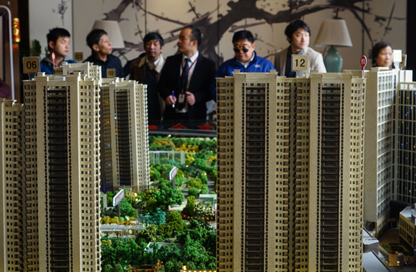 China's property investment up 9.9 percent in first 3 quarters