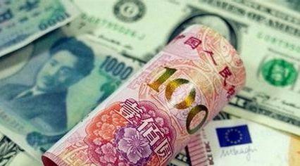 人民币离岸CNH汇价盘中跌破6.95整数关口
