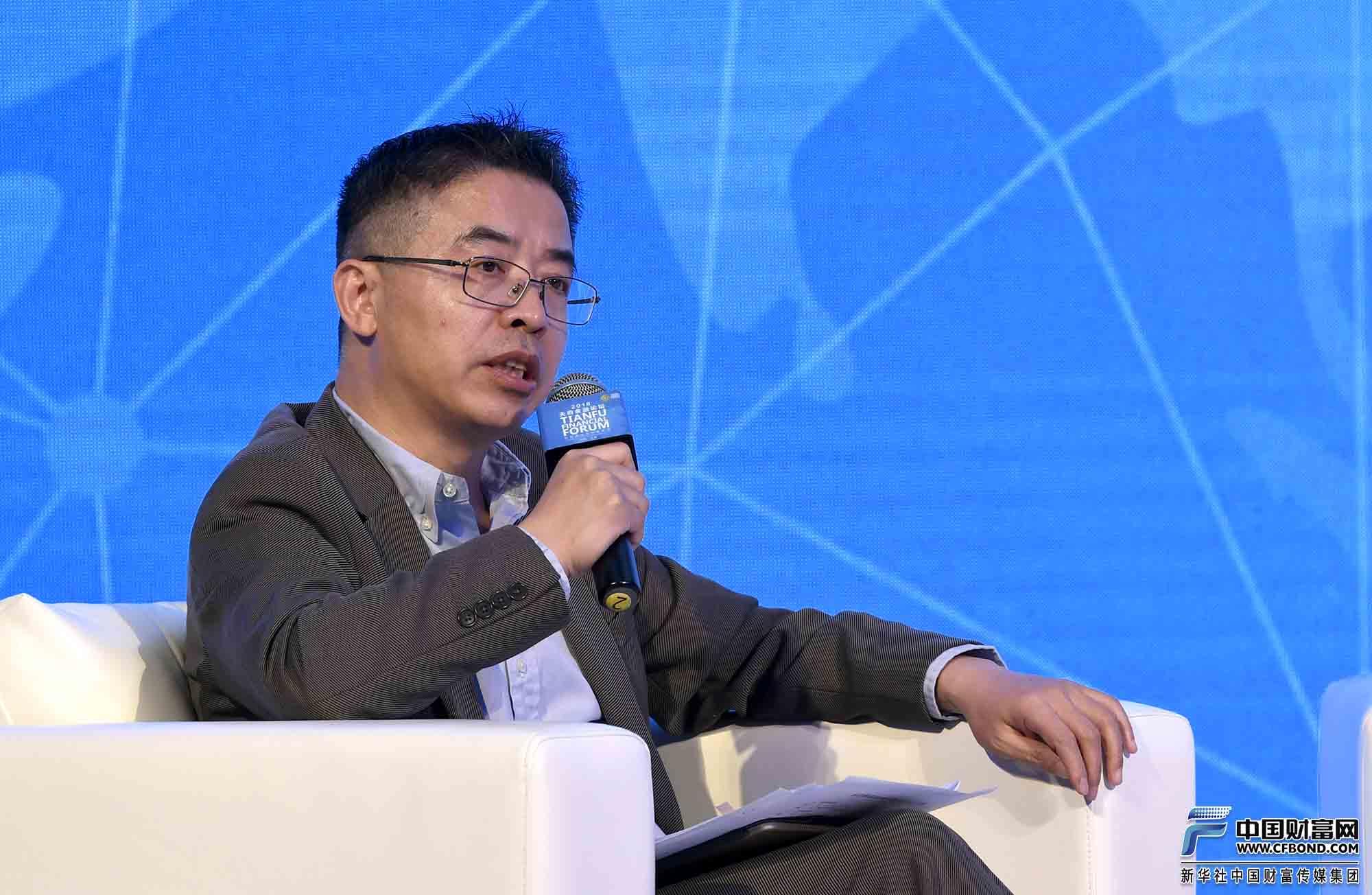 主持:浙江大学互联网金融研究院院长贲圣林
