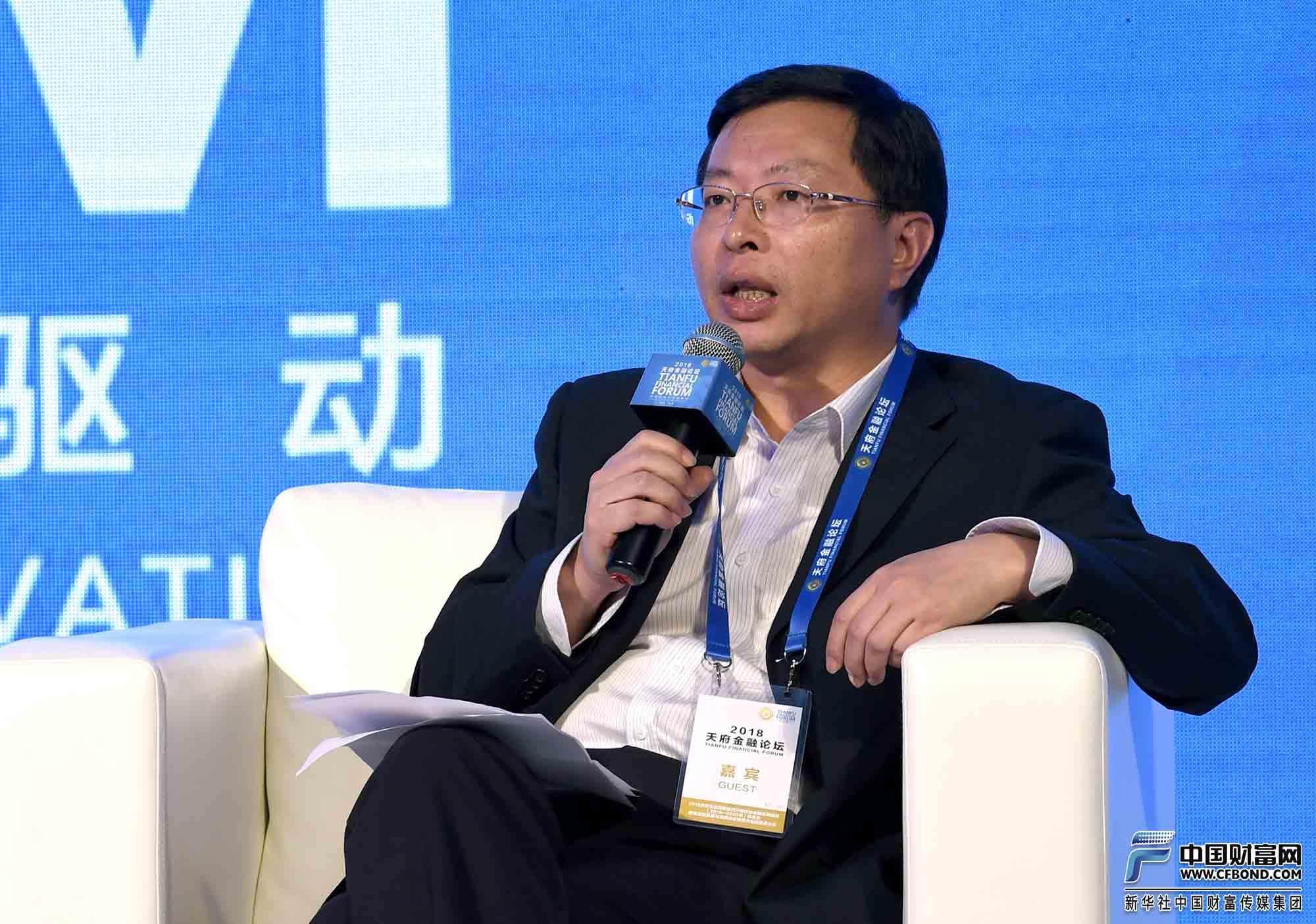 研讨嘉宾:成都银行董事长王晖