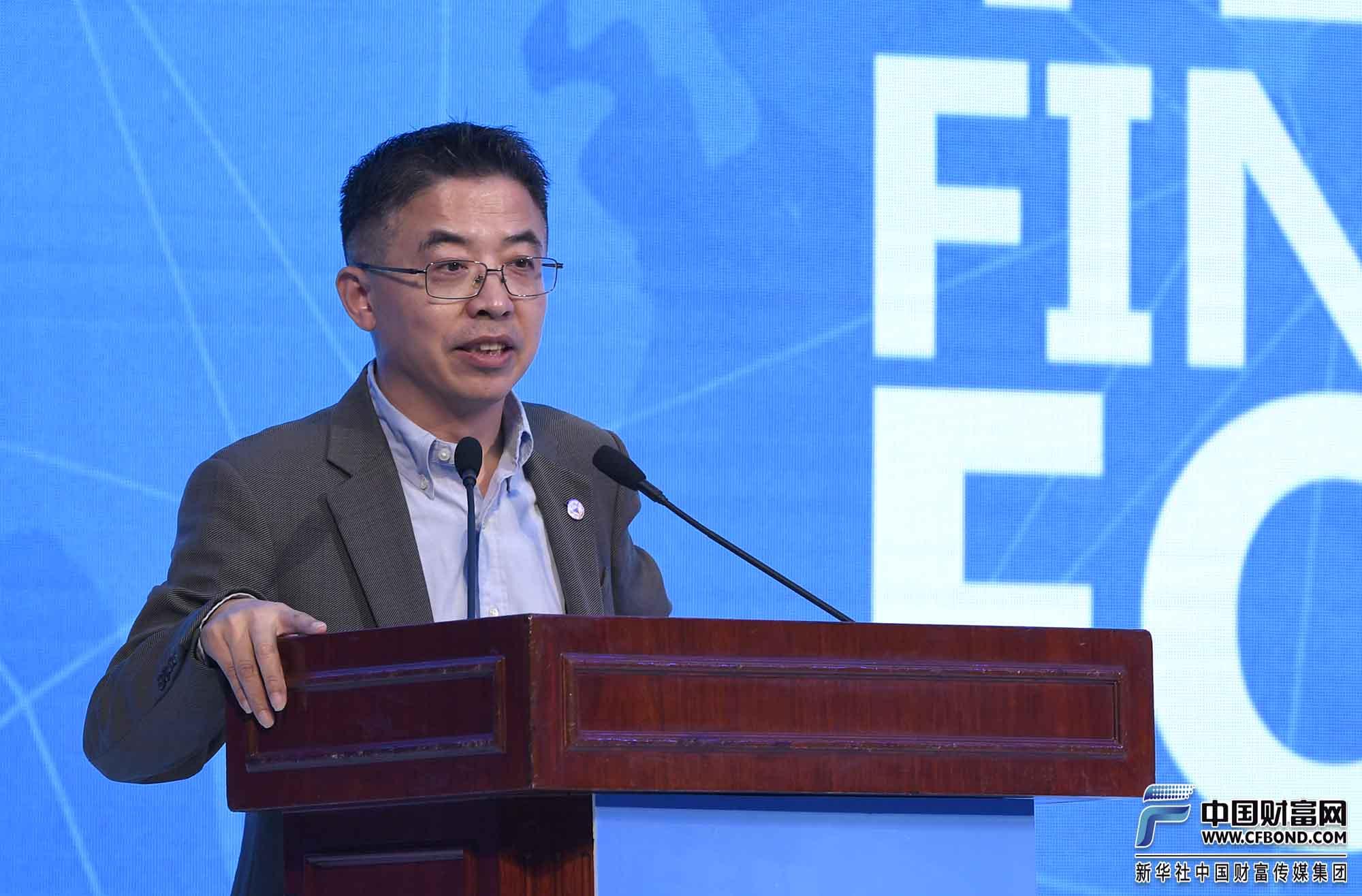 浙江大学互联网金融研究院院长贲圣林
