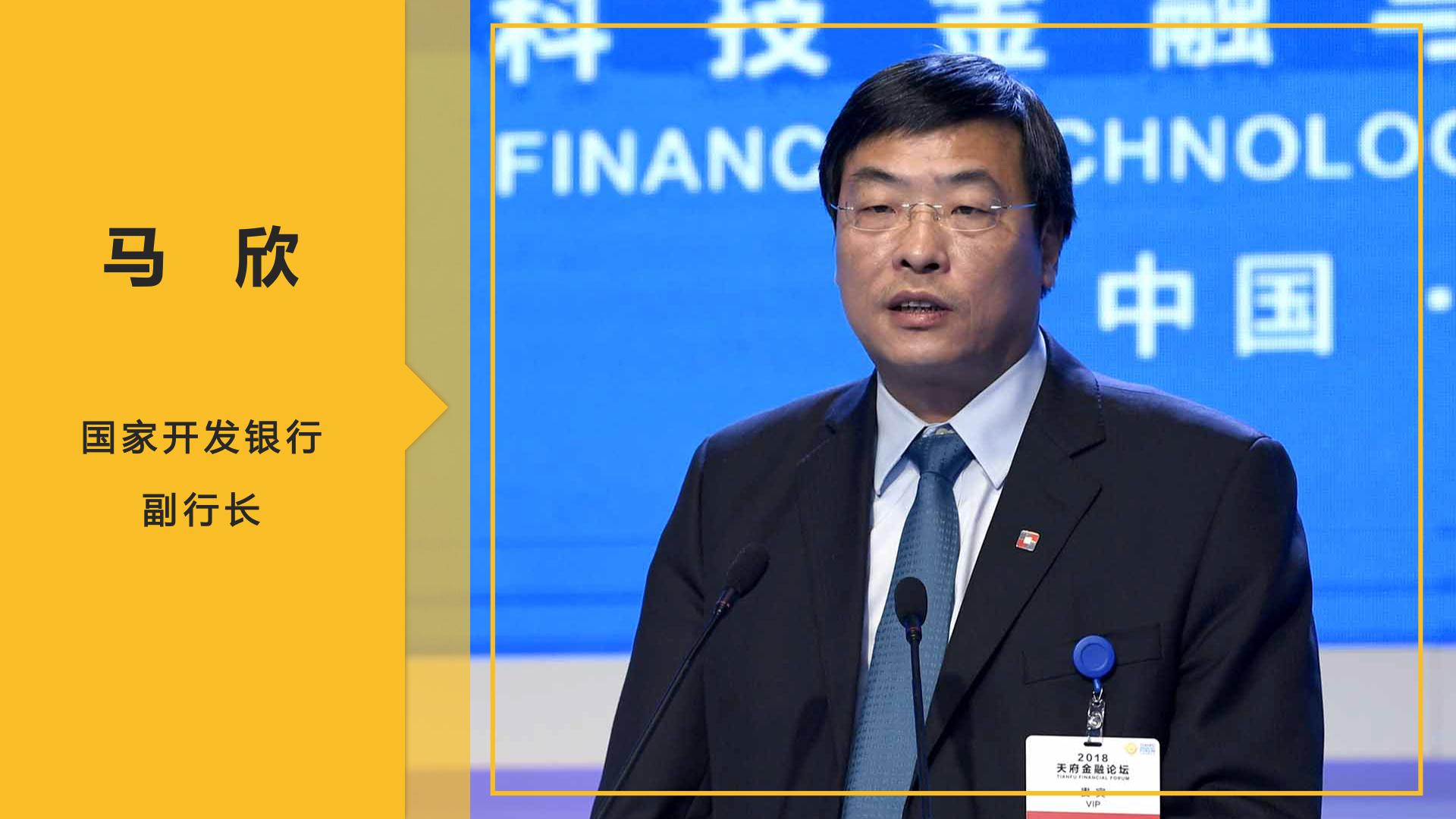 马欣:以开发性金融服务创新驱动发展战略