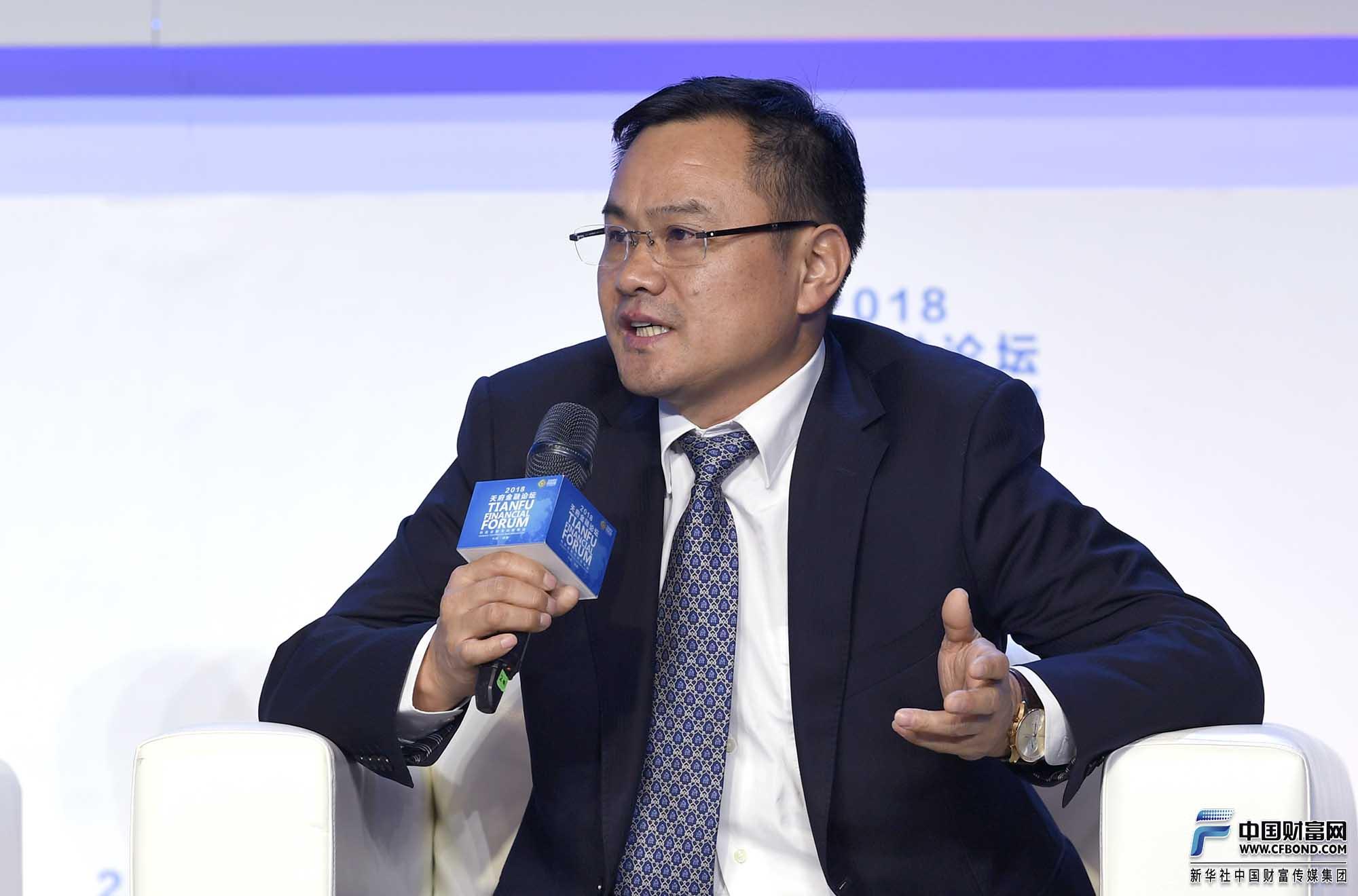 京东金融集团副总裁李尚荣