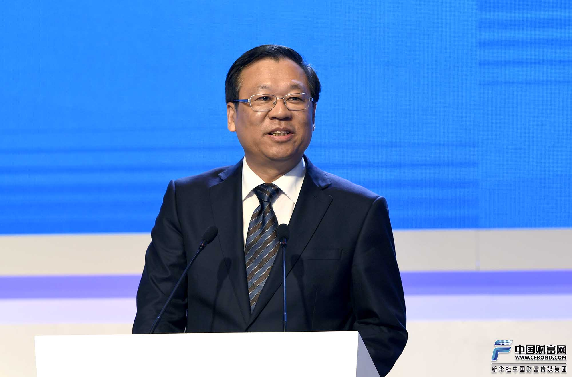 主旨演讲:中国农业发展银行副行长何兴祥