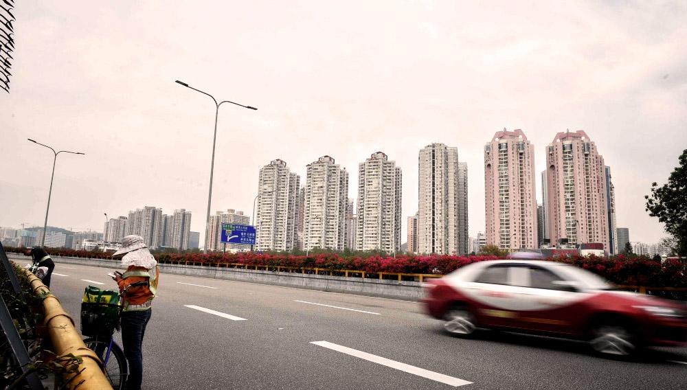 中国住房市场大数据:北上深房价转跌 三四线涨幅近零