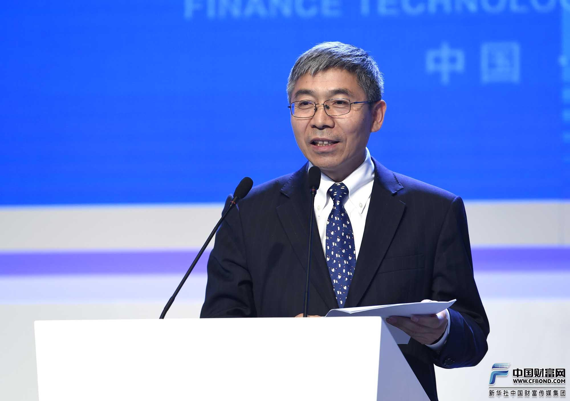 主旨演讲:中国进出口银行行长张青松