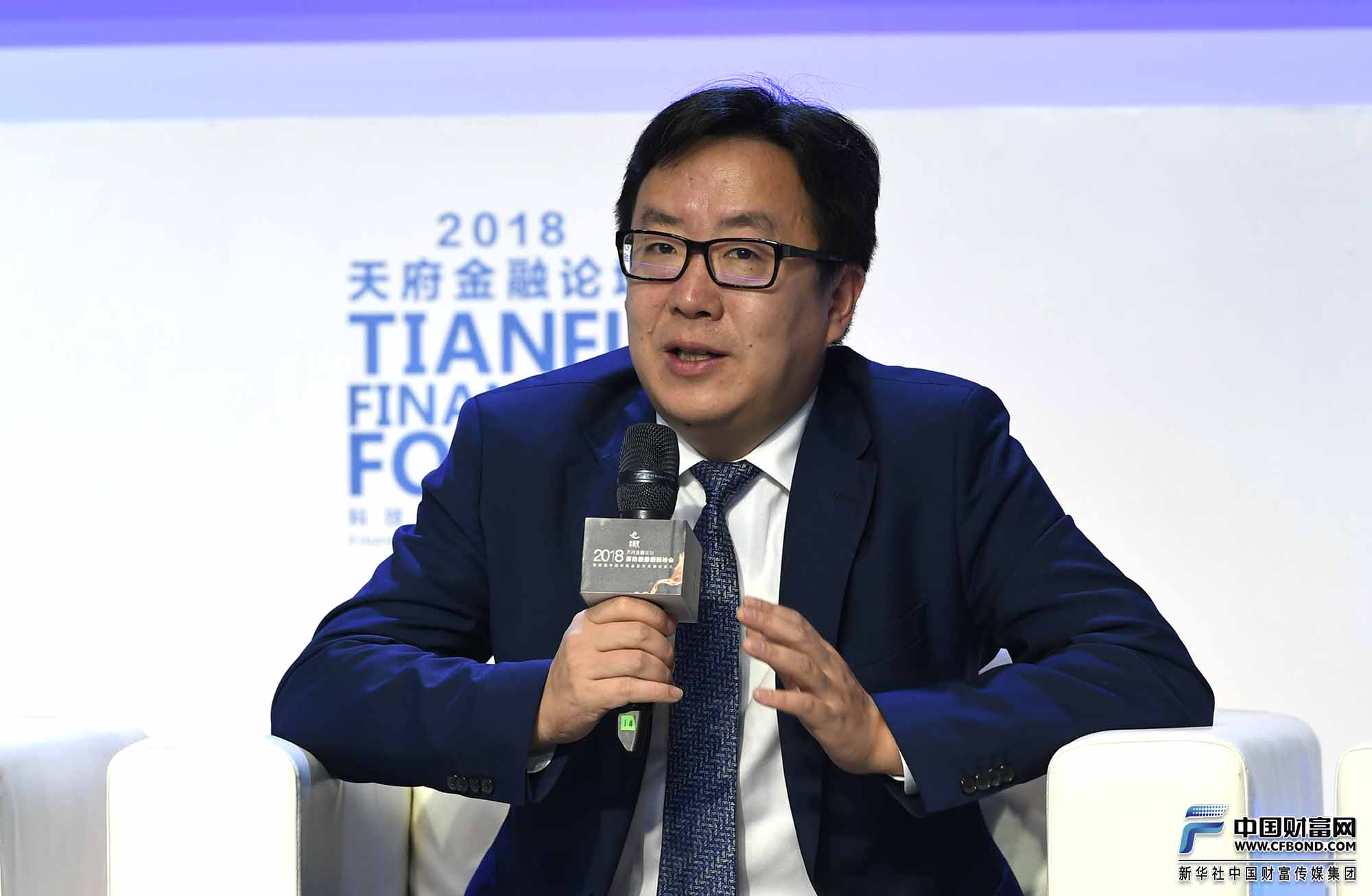 华农财产保险股份有限公司总裁张宗韬发言
