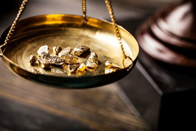 紐約商品交易所黃金期貨市場12月黃金期價29日下跌