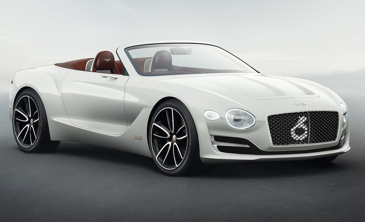 宾利2025年量产首款电动车 续航超450km