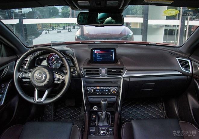 驾趣宅急送 试驾一汽马自达CX-4/阿特兹
