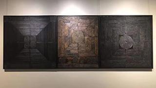 """""""圣洁之地——黄钢作品展""""在止观美术馆开幕"""