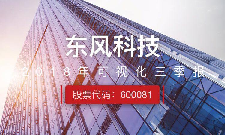 一图读财报:东风科技前三季度营收同比增长4.88%