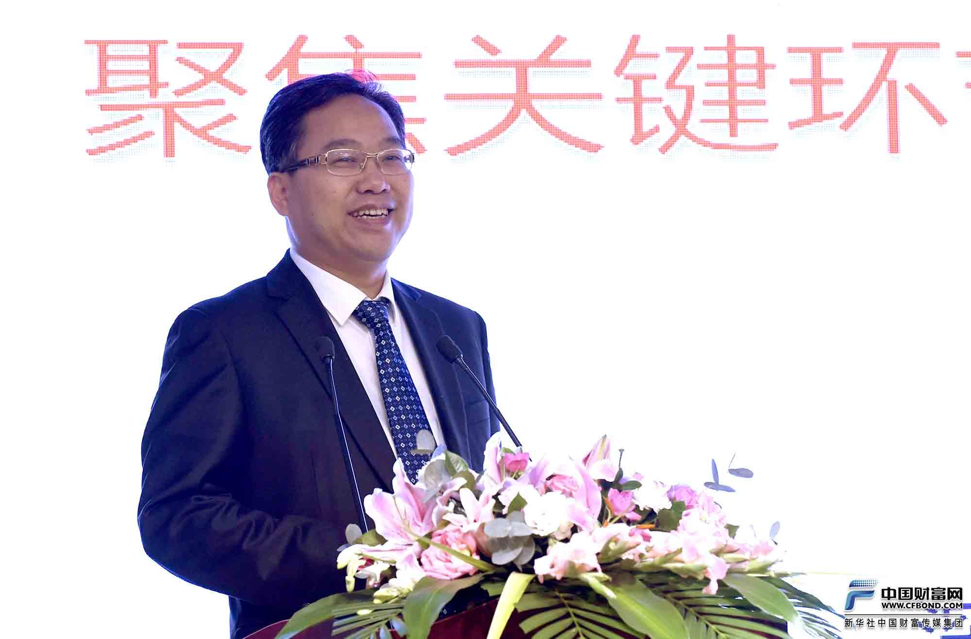 主旨演讲:深圳市人民政府发展研究中心主任吴思康