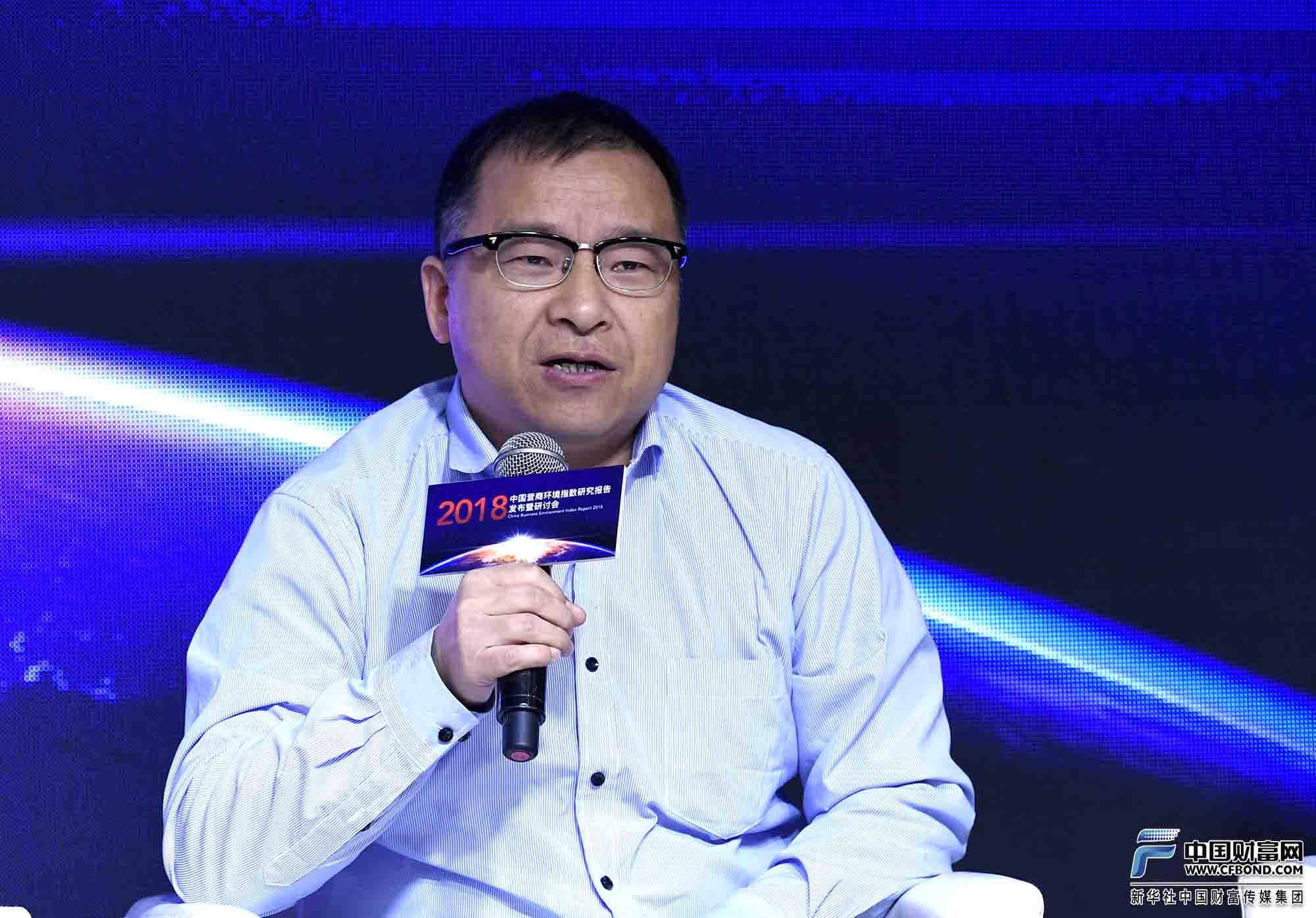 北京大学国民经济研究中心主任苏剑